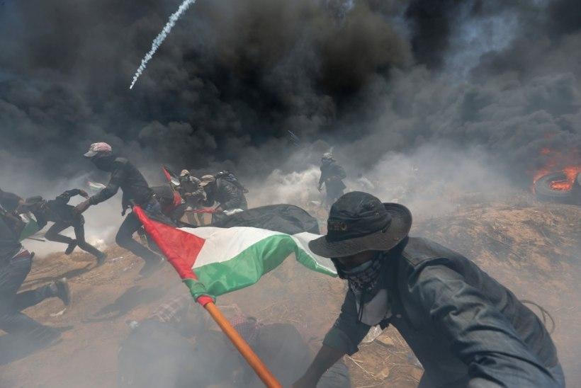 USA blokeeris ÜRO julgeolekunõukogu katse uurida Gaza-Iisraeli piiril juhtunut