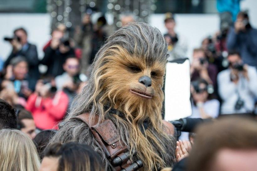 GALERII   ÕHTULEHT CANNES'IS: Star Warsi uus film ajas terve linna pööraseks!