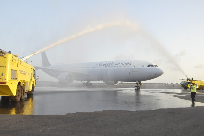 Brussels Airlinesi lennumeeskonna streik jätkub homme