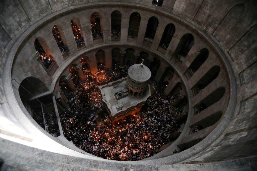 Kristluse pühima kiriku võtmed on juba 830 aastat moslemite käes