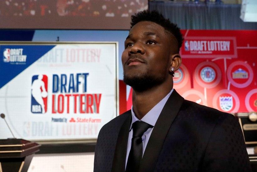 Phoenix Suns sai draft'i esimese valiku õiguse - kas võetakse Ayton, Doncic või keegi kolmas?