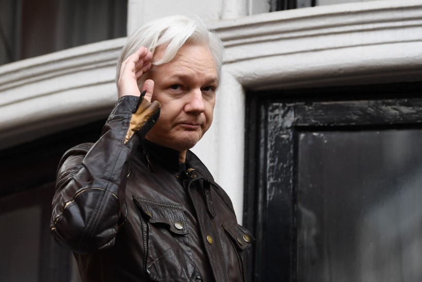 Julian Assange'i päevad Ecuadori saatkonnas on loetud?