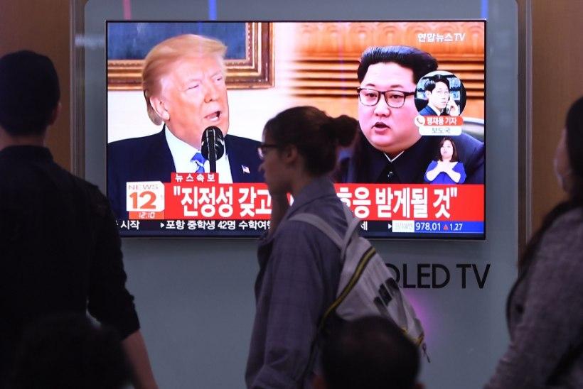 Valge Maja loodab: ehk Põhja-Korea ikka tuleb kohtumisele