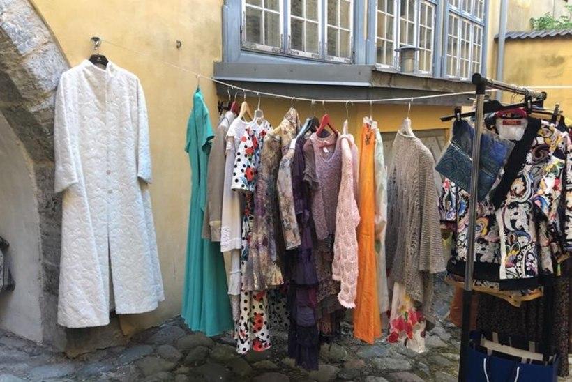 Evelin Ilves pani oma riided müüki!