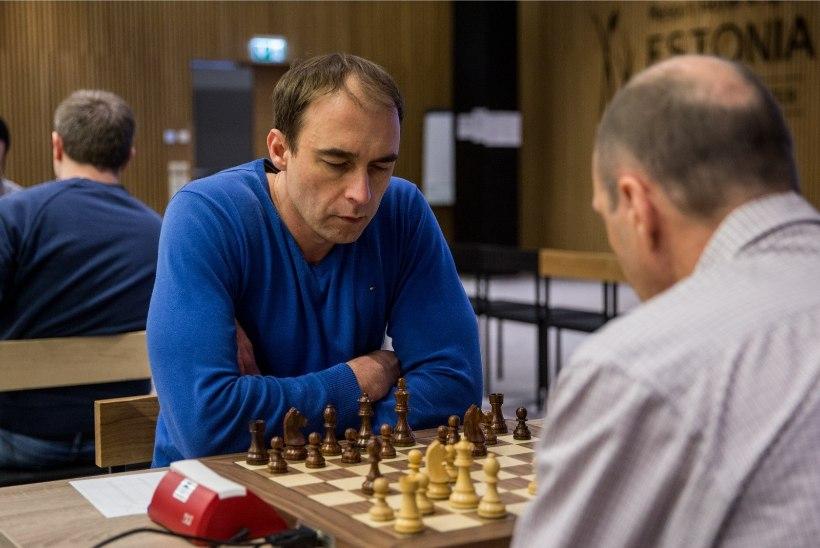 Läti suurmeistrid domineerivad Tallinna turniiril