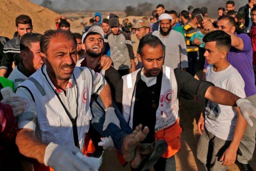 Kas Iisraeli sõjavägi tappis palestiinlasi enesekaitseks või tahtlikult?