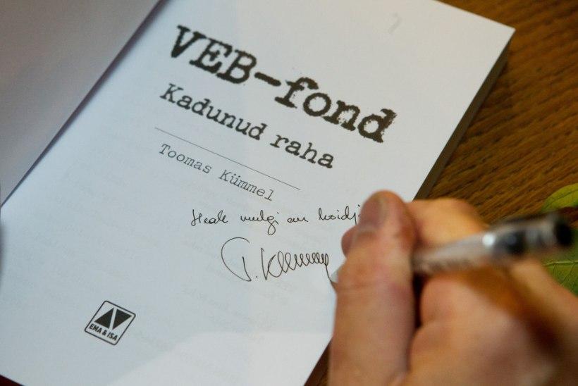 Riigikogulased: VEB Fondi tõttu tekkinud kahju tuleks heastada