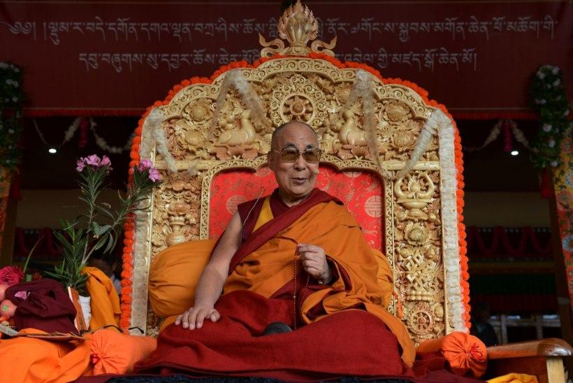 Dalai-laama tuleb Riiga vaimseid õpetussõnu jagama