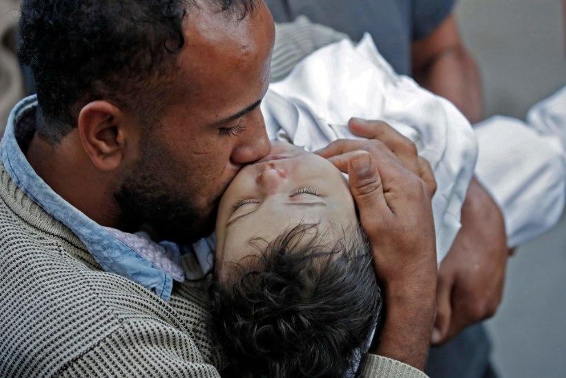 IISRAELI ARMEE: Hamas valetab räigelt, väike Leila ei surnud pisargaasi tagajärjel