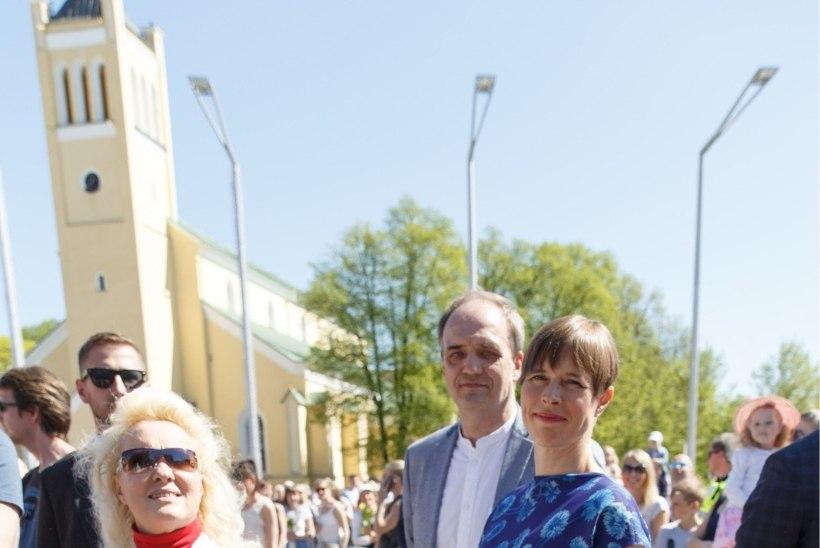 Stilist: näen hunnikut vigu, mida president Kaljulaidi stilistid igapäevaselt teevad
