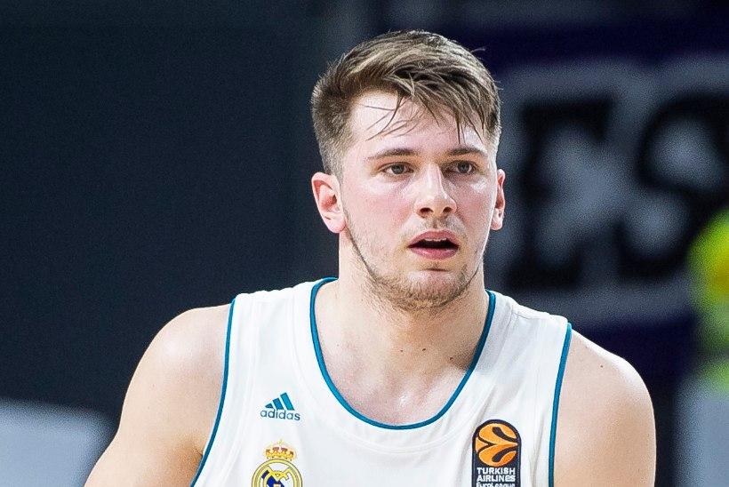 Luka Doncic: ma pole veel langetanud otsust, kas lähen NBAsse