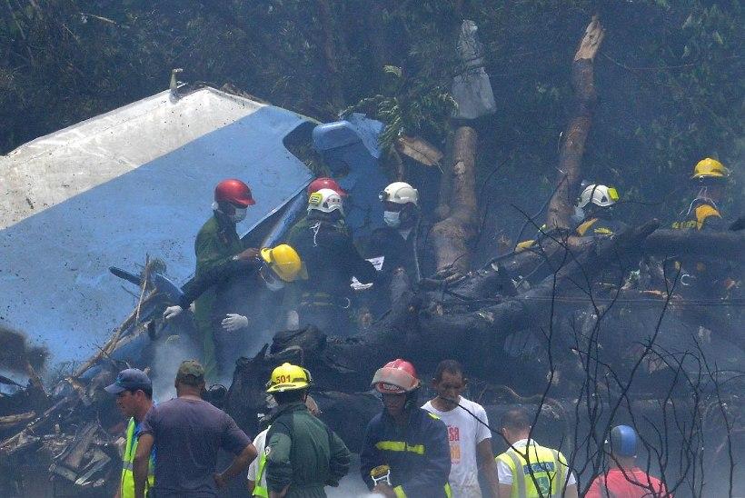 Kuubal kukkus alla reisilennuk 104 reisijaga pardal