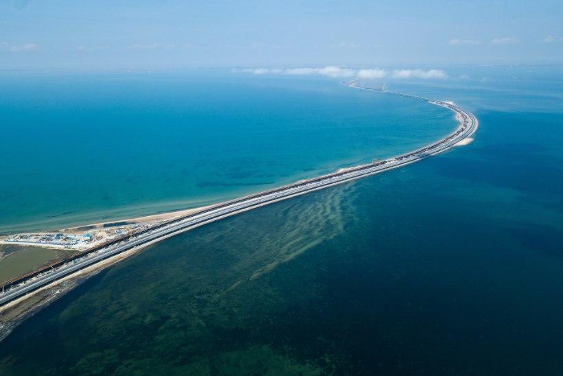 KARM: USA ajakirjanik kutsus Ukrainat Krimmi silda puruks pommitama