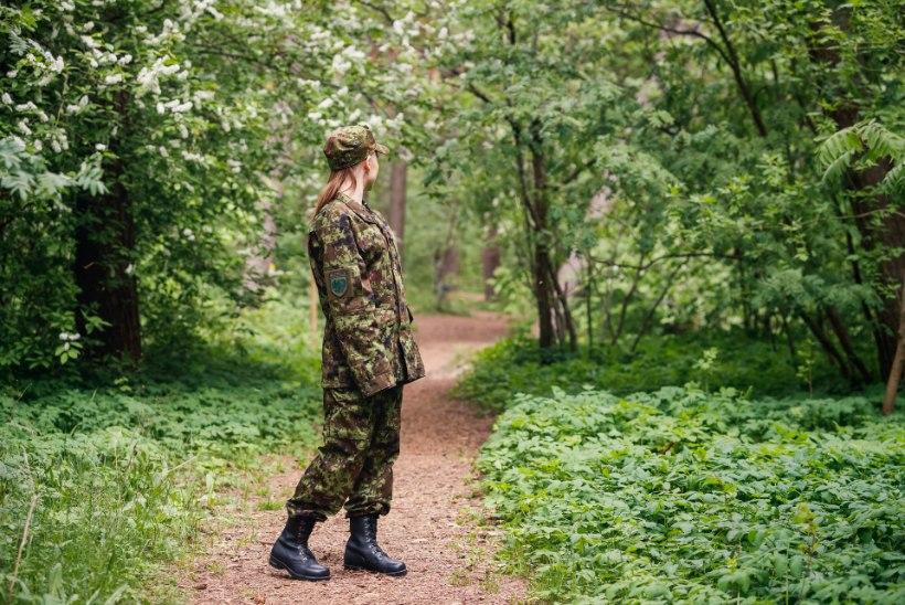 Õnnemäng – miks pole naissõduritele sobivaid vormirõivaid?
