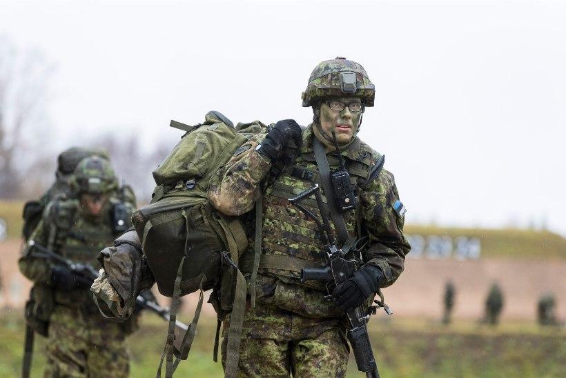Taas relvile: Eesti staabiohvitserid harjutavad rahvusvahelisel õppusel Balti riikide kaitsmist