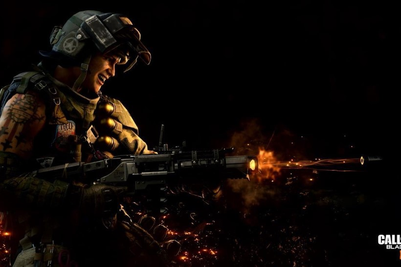 "Tulistamismäng ""Call of Duty"" üritab tänavu konkurente ahvida"
