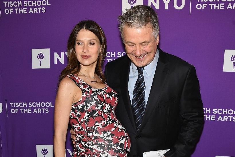 Alec Baldwin ja tema naine Hilaria said neljanda lapse