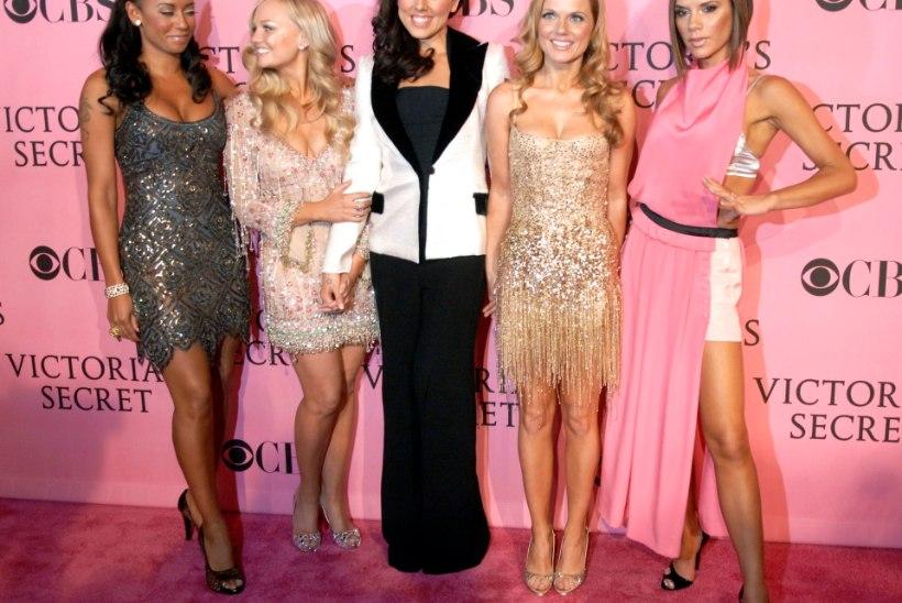 SOLVUMINE: viiest Spice Girlsist sai pulmakutse vaid kolm?