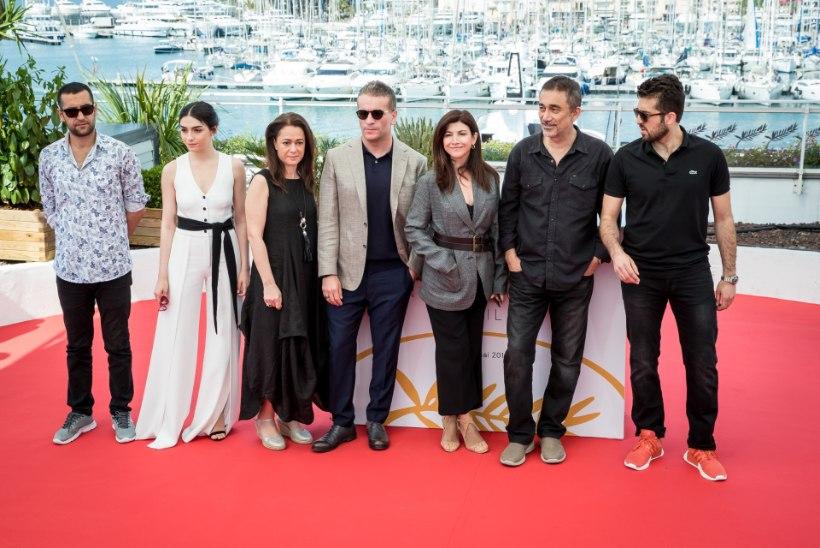 GALERII | ÕHTULEHT CANNES'IS: viimane festivalipäev tõi kaamerate ette Türgi ja Suurbritannia filmitegijad