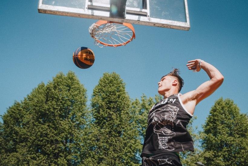 ÕHTULEHE VIDEO JA GALERII | Sporditoimetus andis Eesti korvpallikoondisele mehise lahingu!