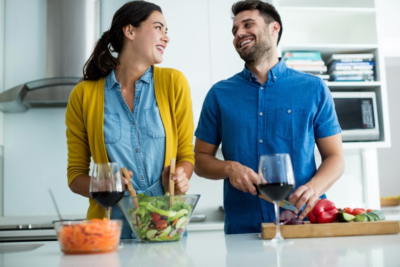 Kas üks naps enne söömist on otsetee liigõgimiseni?