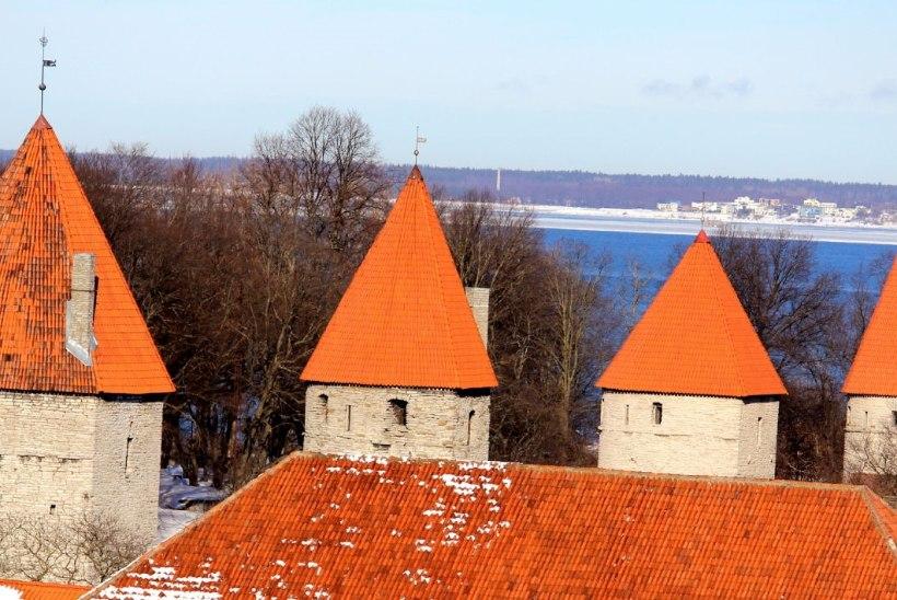 Tallinna elanike arv ületas 450 000 piiri