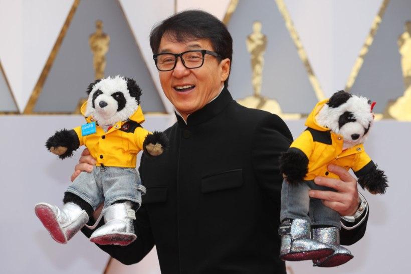 Superstaar Jackie Chani 18aastane tütar on kodutu