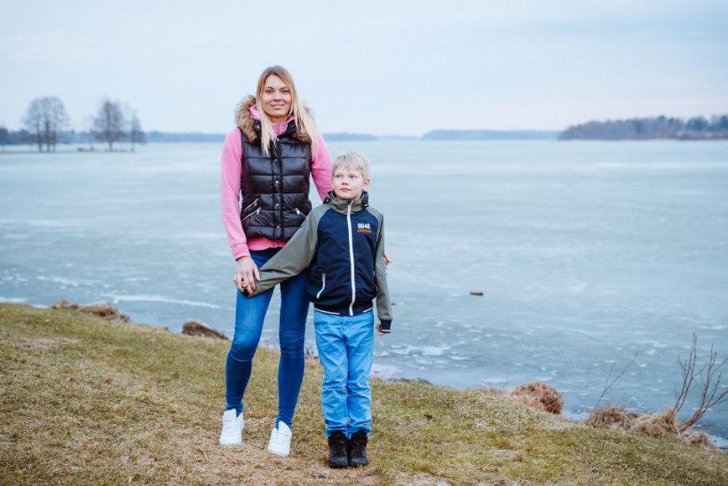 Elu raputas Eesti parimat kõrgushüppajat - Eleriin Haas keskendub Soomes töörügamisele