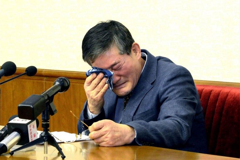 Allikas: Põhja-Koreas vangis olevad ameeriklased viidi hotelli
