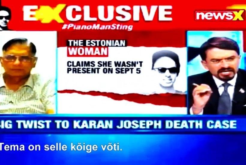 Bollywoodis mõrvaintriigi keskmesse sattunud eestlanna: ta vaatas Rishile otsa ja astus aknast alla