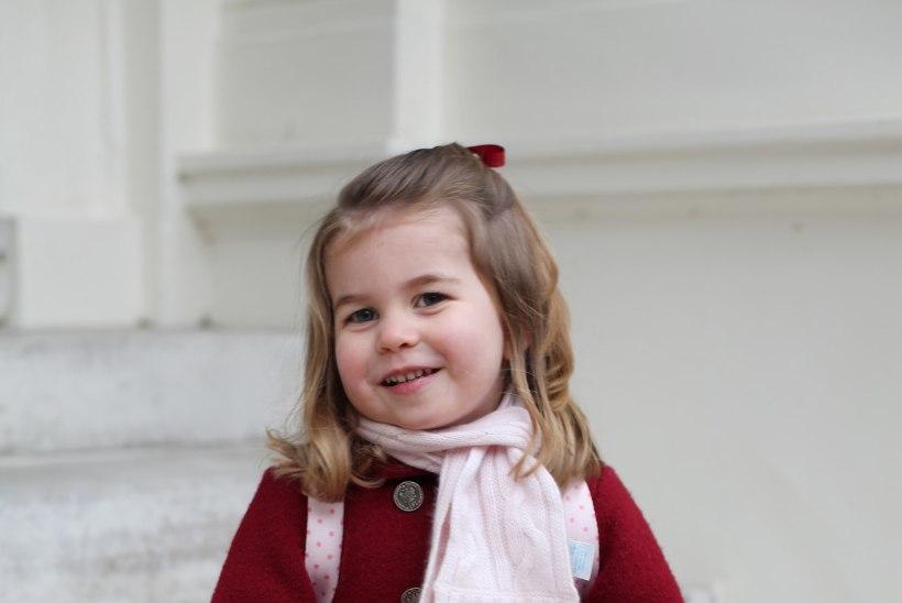 Palju õnne, printsess Charlotte!