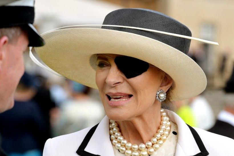 SKANDAAL: printsess pani oma lammastele mustanahaliste sportlaste nimed