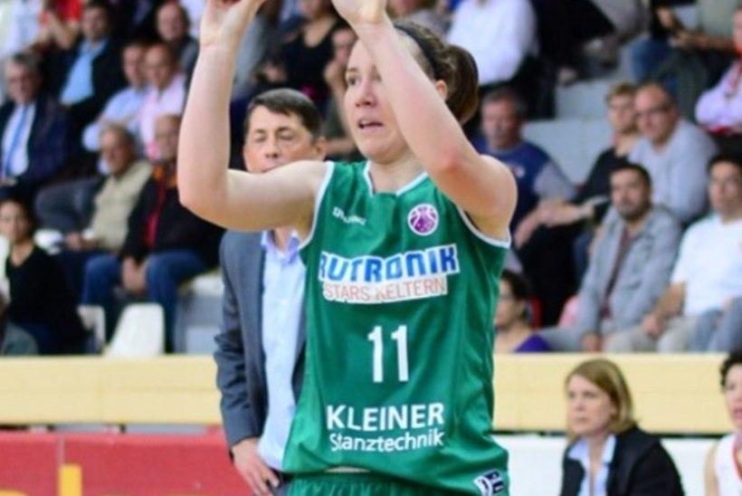 Naised teevad tegusid: Mailis Pokk tuli Saksamaa korvpallimeistriks!