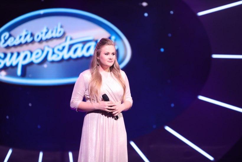 Superstaarisaates neljandaks jäänud Helis Järvepere-Luik: olen väga kurb, sest saate lõpus laulsin Mahavoki lugu palju paremini