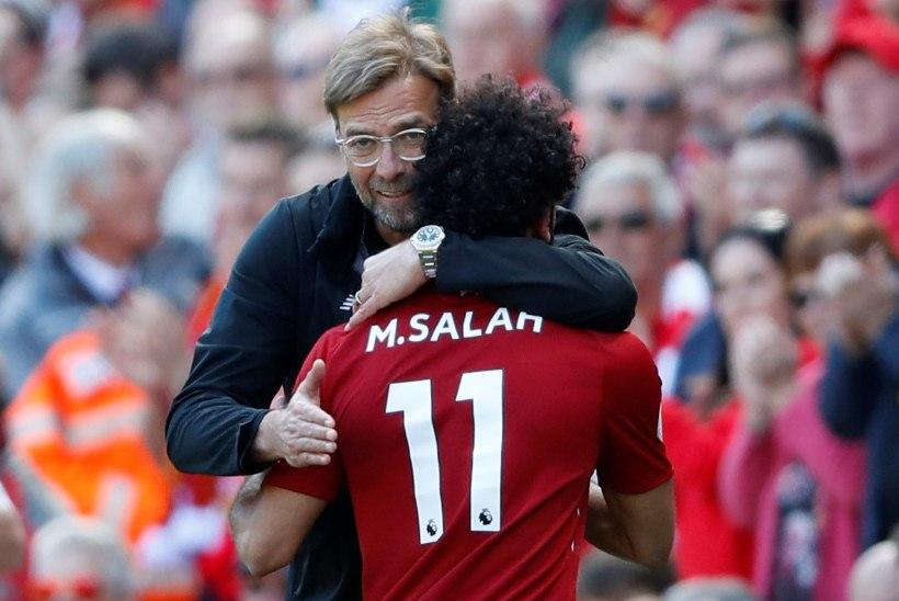 Liverpooli peatreener: Salah on Ronaldost 15 aastat maas