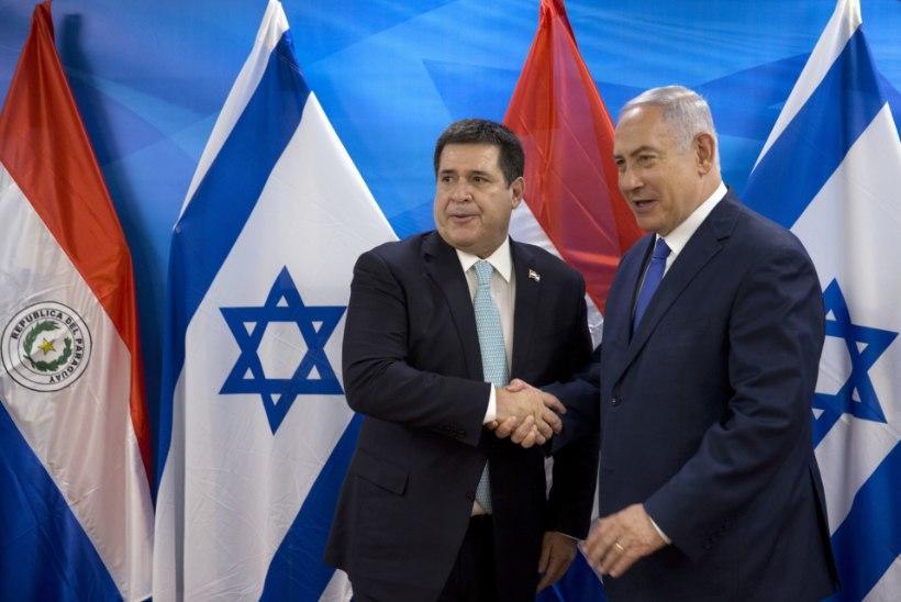 TRUMPIL ON JÄRGIJAID: juba kolmas riik avas Jeruusalemmas saatkonna