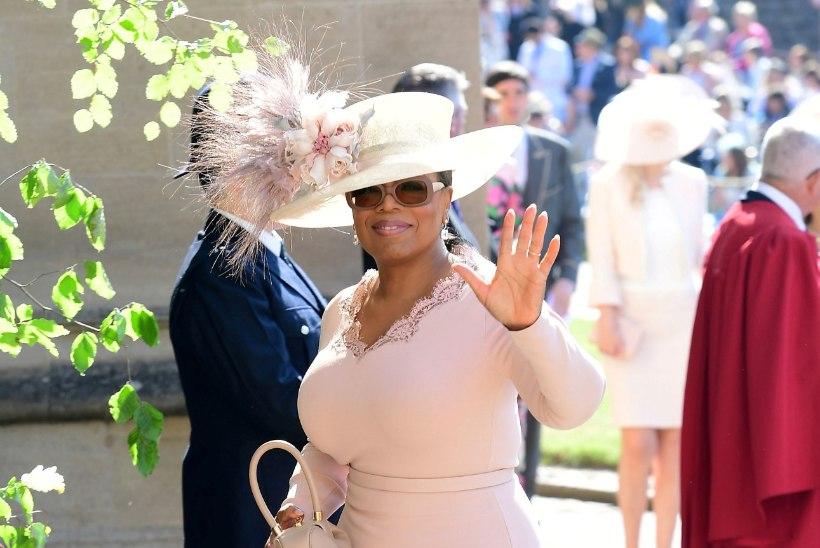 PULMAPAANIKA: Stella McCartney tiim tegi Oprah'le ühe ööga uue kleidi