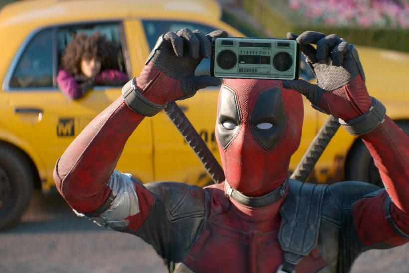 """""""Deadpool"""" tegi kinos """"Tasujatele"""" tuule alla!"""