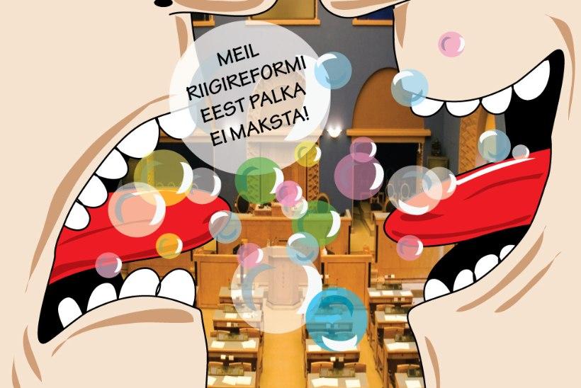 Toomas Alatalu   Eesti on kriisis nagu teisedki