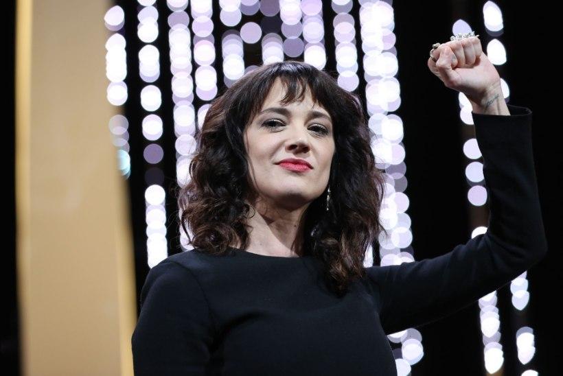 "Asia Argento Cannes'i lõputseremoonial: ""Harvey Weinstein vägistas mind siinsamas!"""