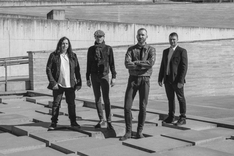 KUULA! Metro Luminal avaldas uue singli