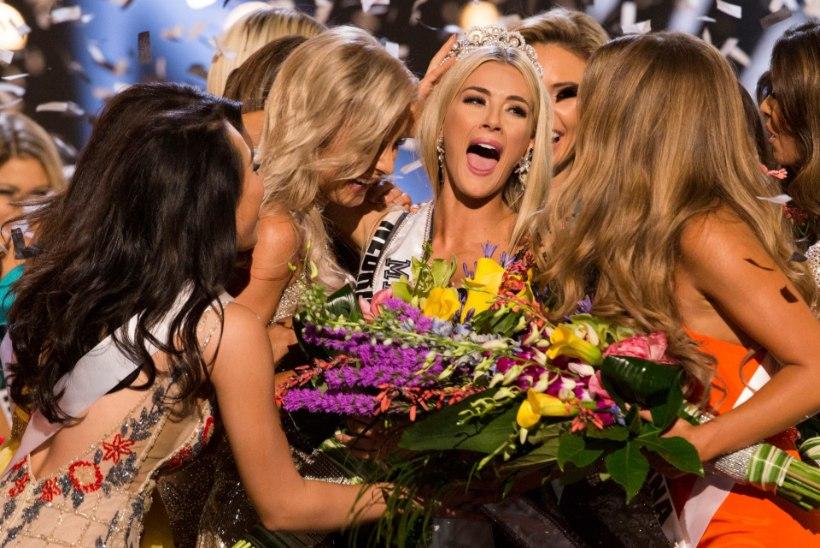 Miss USAks krooniti 23aastane Nebraska iludus