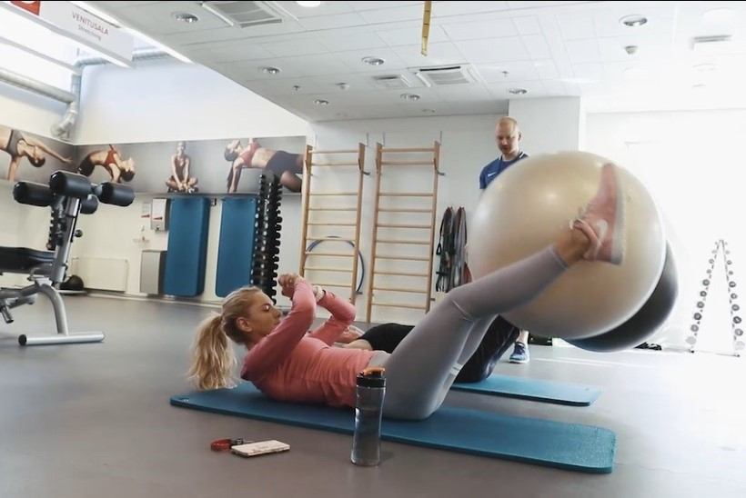 STAARIGA TRENNI | Brigitte Susanne Hunt: käisin noorena nii judos, tennises kui ka kergejõustikus