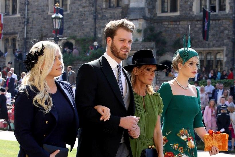 Prints Harry nägus onupoeg ajab neiud õhkama