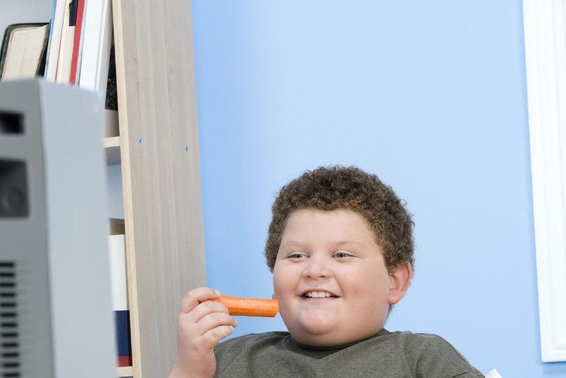 Toitumisnõustaja: lapse ülekaalulisuse eest vastutab eelkõige lapsevanem