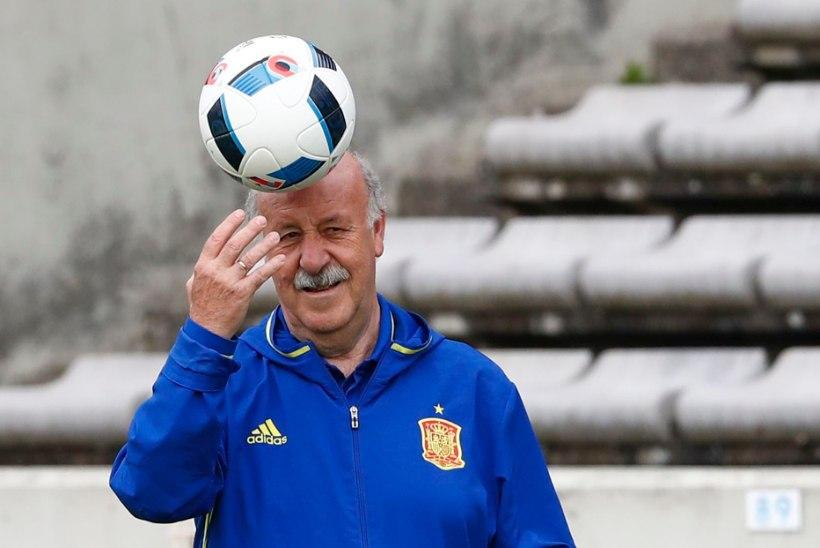 Endine Hispaania koondise peatreener: Liverpoolil pole ühtegi mängijat, kes Reali paremaks teeks. Isegi mitte Salah!