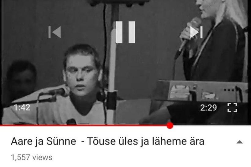 FOTO JA VIDEO | Sünne Valtri avaldas harukordse kaadri oma lauljatee algusest