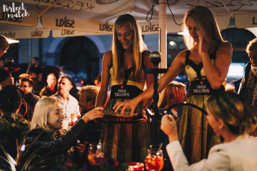 PILDID | Salapärane maailmarändur jõudis tagasi Eestisse ja pakkus kauni elamuse Lounge Deja Vu`s