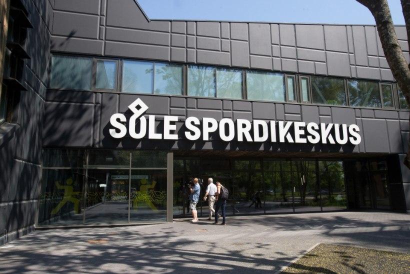 Prokuratuur saadab Sõle spordikeskuse endise juhi kohtusse