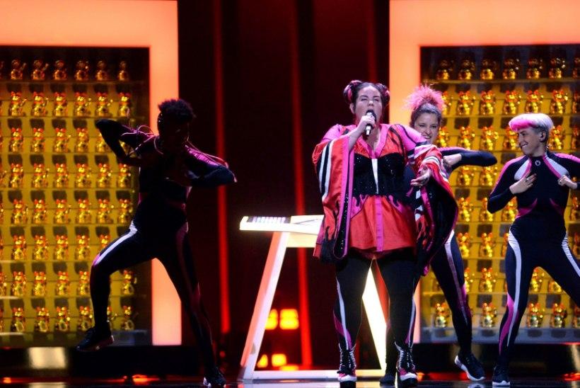 JÜRI LINA: koleda pala võit Eurovisionil näitab, et ühiskond on vaimselt haige